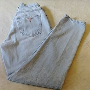 Vintage 90's Guess Stonewash High Rise Mom Jeans